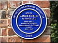 TM3569 : Site of James Smyth & Sons Ltd by Adrian Cable