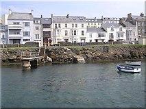 C8540 : Portrush Harbour by Kenneth  Allen