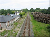 O0470 : Railway Station, Duleek, Co. Meath by Kieran Campbell