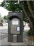 TL4557 : New public telephone, Hills Road by Ben Harris