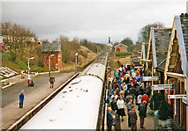NY6820 : Station, Appleby-in-Westmorland, Cumbria by Christine Matthews