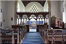 TL7388 : St James Church, Hockwold cum Wilton, Norfolk - East end by John Salmon