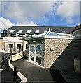 SN7114 : Black Mountain Centre in Brynamman by Aberdare Blog