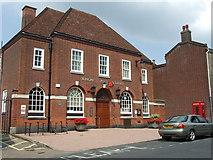 TM3389 : Bungay Post Office by Keith Evans