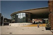 SP0198 : Walsall Bus Station by Derek Bennett