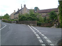 ST4715 : Junction in Norton-sub-Hamdon by Andy Pearce