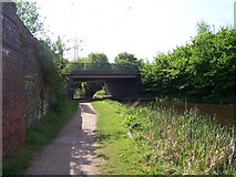 SO9695 : Bull Lane Bridge - Walsall Canal by Adrian Rothery