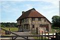 TQ7236 : Whitestocks Farm, Bedgebury Road, Goudhurst, Kent by Oast House Archive