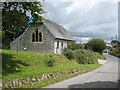 SW6933 : Porkellis village hall by Rod Allday