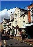SJ9223 : Vine Hotel, Stafford by Simon Huguet