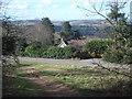 SO7640 : Footpath at Wynds Point by Trevor Rickard