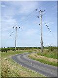 TA1343 : Whins Lane, Long Riston by Paul Glazzard