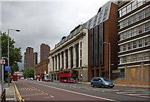TQ3179 : Wellington House, Waterloo Road by Martin Addison