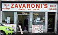 NS0864 : Zavaroni's Cafe, Rothesay by Willie Mair