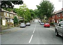 SE0724 : Edwards Road - Pye Nest Road by Betty Longbottom