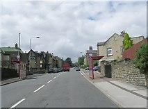 SE0724 : Warley Road - King Cross by Betty Longbottom
