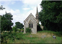 SE7051 : St Paul's Church, Kexby by Paul Glazzard