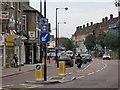 TQ2075 : Upper Richmond Road, SW14 by Mike Quinn