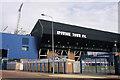 TM1544 : Britannia Stand, Ipswich Town Football Club by Bob Jones