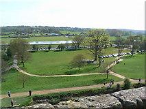 TQ7825 : Bodiam Castle by Alan Burke