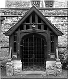 J3372 : Porch, All Souls Church, Belfast by Rossographer