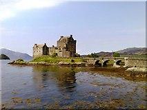 NG8825 : Eilean Donan Castle by S C Grove