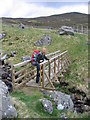 NO1270 : New bridge on the Cateran Trail by Ali Ogden