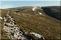 NN8797 : Hillside above Coire Fhearnagan by Nigel Brown