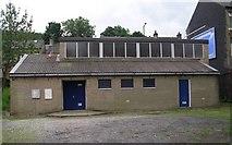 SE1115 : Milnsbridge Baptist Scout HQs - Manchester Road, Milnsbridge by Betty Longbottom
