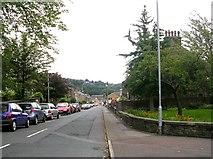 SE1115 : New Street - Milnsbridge by Betty Longbottom
