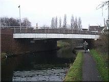 SJ9400 : Wyrley & Essington Canal - Church Bridge Footbridge by John M