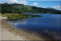 NN5833 : Loch Tay by Philip Halling