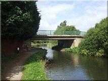 SK0305 : Wyrley & Essington Canal - Jolly Collier Bridge by John M