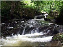 NY4020 : Rapids near Aira Force Waterfall, Ullswater by Emily Frankish