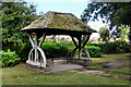 TR0245 : Ashford : Kennington War Memorial by Chris Morley