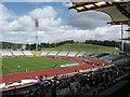 SK3888 : Don Valley Stadium by Stuart Shepherd