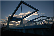 TA1031 : Stoneferry Bridges, Hull by Paul Harrop