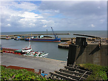 NZ4349 : Seaham Harbour by George Robinson