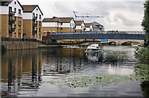 TL1998 : The River Nene by Martin Addison