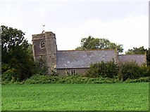 ST4063 : St Saviour's church, Puxton by Brian Robert Marshall