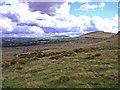 SN1333 : Moorland near Carnalw by Dylan Moore