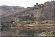 NG8825 : Eilean Donan castle by Dean Howard