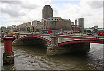 TQ3180 : Blackfriars Bridge by Martin Addison