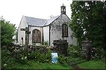 NM4339 : Church designed by Thomas Telford by Duncan Grey