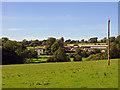 SN1637 : Pant-y-deri Mansion and Farm: Llanfair Nant-gwyn by Dylan Moore