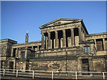 NT2674 : Old Royal High School, Calton Hill by Sarah Charlesworth