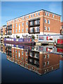 SO8553 : Diglis Basin, Worcester by Philip Halling