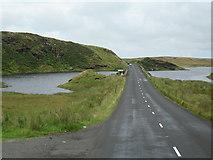 D2036 : Loughareema (Vanishing Lake) by Sue Adair