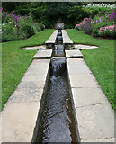 SX9050 : The Rill Garden, detail by Kate Jewell