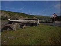 SN7948 : Llyn Brianne access bridge by Rudi Winter
